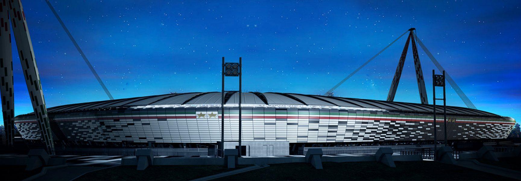 Lo Juventus Stadium Albergo Antico Tre Valli
